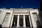Caracas_VEN, Venezuela...Galeria de Arte Nacional da Venezuela em Caracas...National Art Gallery of Venezuela in Caracas...Foto: JOAO MARCOS ROSA / NITRO