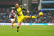 Burton Albion's Tom Naylor during the EFL Sky Bet Championship match between Aston Villa and Burton Albion at Villa Park, Birmingham, England on 3 February 2018. Picture by John Potts.