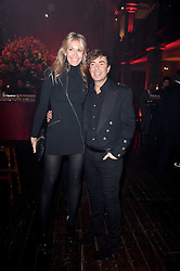 MELISSA ODABASH and JULIEN MacDONALD at a Celebration of 10 Years of IHT Luxury Conferences during the International Herald Tribune Heritage Luxury Conference held at One Mayfair, 13 1/2 North Audley Streer, London on 9th November 2010.