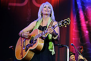 Emmylou Harris perfroming at Lilith Fair 2010 at Verizon Wireless Amphitheater in St. Louis, MO on July 16, 2010