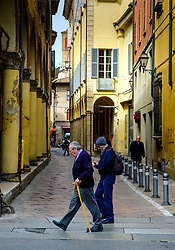 Street scene in Bologna, Italy<br /> <br /> (c) Andrew Wilson | Edinburgh Elite media