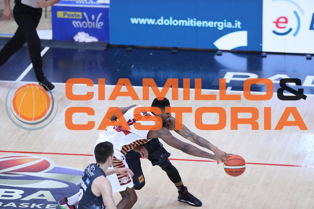 Ejim Melvin, Dolomiti Energia Trentino vs Umana Reyer Venezia LBA Serie A Playoff Finale gara 4 stagione 2016/2017 Pala Trento, Trento 16 giugno 2017