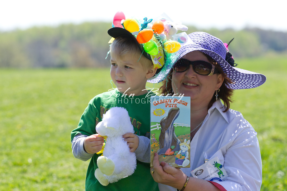 April/17/11:  Relay for Life 2011.  Easter Egg Hunt, Easter Bonnet Contest, Air Show by Skyline Flyers R/C.