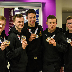 2016 World Junior Men's Curling | Edinburgh | 14 March 2016