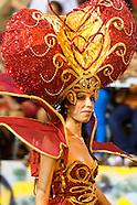 Carnaval in Santiago de Cuba.