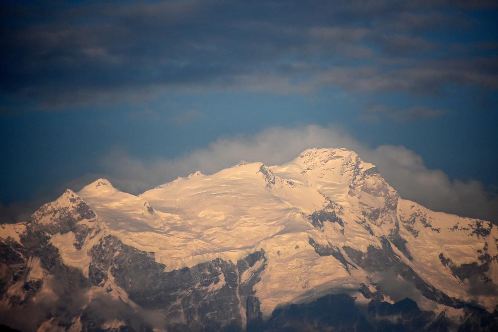 Mountains of Pokhara, Nepal