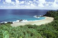 Isolated Beach, Kauai
