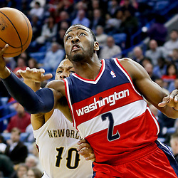 01-08-2014 Washington Wizards at New Orleans Pelicans