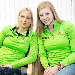 20150304: SLO, Athletics - Slovenian Team for European Indoor Championships Prague 2015