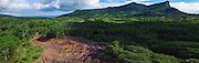 Mauritius Coloured Earth