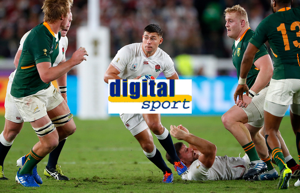 Rugby Union - 2019 Rugby World Cup - Final: England vs. South Africa<br /> <br /> Ben Youngs of England at International Stadium, Yokohama.<br /> <br /> COLORSPORT/LYNNE CAMERON