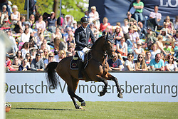 Tebbel Maurice, (GER), Chacco's Son<br /> Mercedes-Benz Championat of Hamburg<br /> Hamburg - Hamburger Derby 2016<br /> © Hippo Foto - Stefan Lafrentz