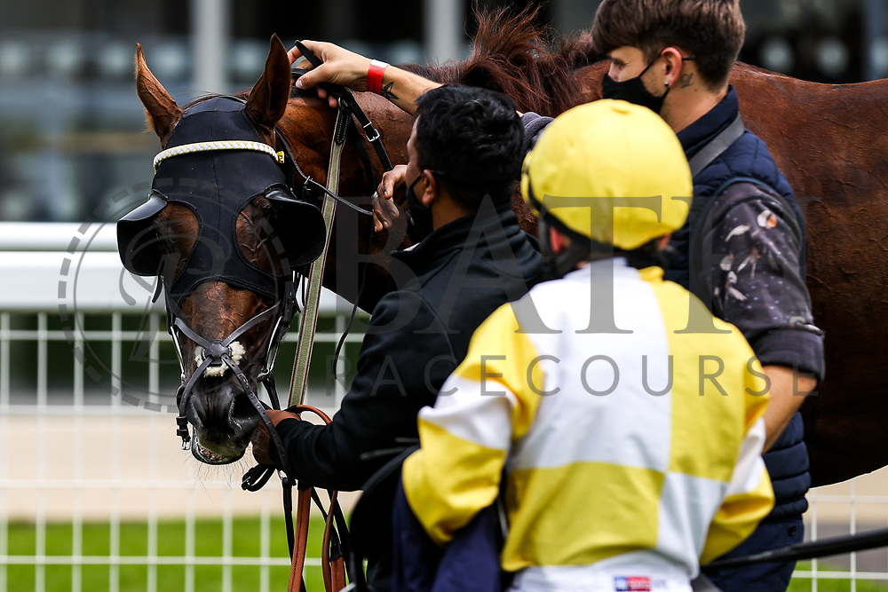 Corinthia Knight ridden by Hollie Doyle (T: Archie Watson) wins the 13:35 Signs Express Handicap - Rogan/JMP - 14/07/2020 - HORSE RACING - Bath Racecourse - Bath, England.