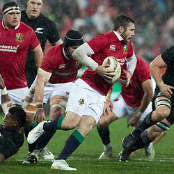 Elliot Daly during game 9 of the British and Irish Lions 2017 Tour of New Zealand, the second Test match between  The All Blacks and British and Irish Lions, Westpac Stadium, Wellington, Saturday 1st July 2017<br /> (Photo by Kevin Booth Steve Haag Sports)<br /> <br /> Images for social media must have consent from Steve Haag