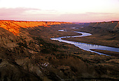 Missouri River Breaks Montana