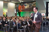 AMSTERDAM - Nationaal Golf Congres & Beurs 2015. NVG. Remco Hoekman.  FOTO KOEN SUYK