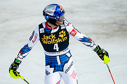 PINTURAULT Alexis of France during the Audi FIS Alpine Ski World Cup Men's Slalom 58th Vitranc Cup 2019 on March 10, 2019 in Podkoren, Kranjska Gora, Slovenia. Photo by Matic Ritonja / Sportida