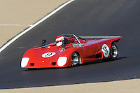 MONTEREY, CA - AUGUST 18:  Race legend Bobby Rahal races a 2000cc 1972 Lola T-290 during the 1965-1972 FIA Mfg. Championship Cars race at the Monterey Historic Automobile Races at the Mazda Raceway Laguna Seca on August 18, 2007 in Monterey, California.  (Photo by David Paul Morris)