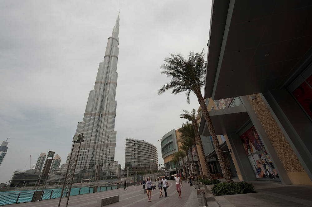 Burj Khalifa, Dubai, UAE Archive of images of Dubai by Dubai photographer Siddharth Siva