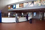 Ticket office, Zuiderzee museum, Enkhuizen, Netherlands