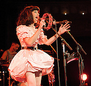 Kimbra<br /> Performs live at The Union Chapel, London, Great Britain <br /> 19th September 2012 <br /> <br /> <br /> KIMBRA <br /> <br /> Kimbra Lee Johnson (born 27 March 1990), known mononymously as Kimbra, is a New Zealand singer-songwriter/guitarist. On 29 August 2011, she released a debut album Vows which reached the top 5 in New Zealand and Australia. On 22 May 2012, the album was released in North America, debuting at number 14 on the Billboard charts Kimbra featured in the multi-platinum single &quot;Somebody That I Used to Know&quot; by Gotye.<br /> <br /> <br /> Photograph by Elliott Franks