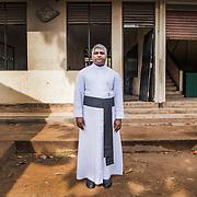 Father Lawrence Ramanayake, priest of the Catholic church of Saint Philip Neris, in Katukurunda, south of Colombo