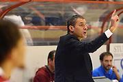 DESCRIZIONE : Pistoia Lega serie A 2013/14  Giorgio Tesi Group Pistoia Pesaro<br /> GIOCATORE : Sandro DELL'AGNELLO<br /> CATEGORIA : delusione mani schema<br /> SQUADRA : Pesaro Basket<br /> EVENTO : Campionato Lega Serie A 2013-2014<br /> GARA : Giorgio Tesi Group Pistoia Pesaro Basket<br /> DATA : 24/11/2013<br /> SPORT : Pallacanestro<br /> AUTORE : Agenzia Ciamillo-Castoria/M.Greco<br /> Galleria : Lega Seria A 2013-2014<br /> Fotonotizia : Pistoia  Lega serie A 2013/14 Giorgio  Tesi Group Pistoia Pesaro Basket<br /> Predefinita :
