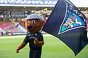 2nd Aug 2019, East End Park, Dunfermline, Fife, Scotland, Scottish Championship football, Dunfermline Athletic versus Dundee;  Dunfermline Athletic mascot Sammy the Tammy