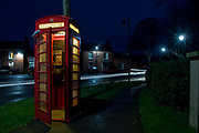 BT Red Phone Box