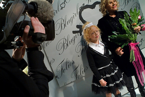 'Pitti bimbo', international fashion fair for children cloths is held in Florence every year since 1975.<br /> The presence of more than 500 international brands and a rapidly increasing number of 10.000 buyers/year proves how strong is the expansion of this brunch of business and how the main fashion houses strongly compete to assure their presence in it.