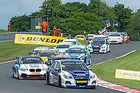 #116 Ashley Sutton Adrian Flux Subaru Racing BMR  Subaru Levorg GT  during Round 4 of the British Touring Car Championship  as part of the BTCC Championship at Oulton Park, Little Budworth, Cheshire, United Kingdom. May 21 2017. World Copyright Peter Taylor/PSP.