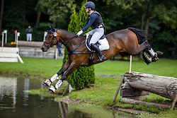 ALPERS Jessica (GER), Shugger Sissi as Well<br /> Finalqualifikation 5j. Geländepferde<br /> Warendorf - Bundeschampionate 2020<br /> 27. August 2020<br /> © www.sportfotos-lafrentz.de/Stefan Lafrentz