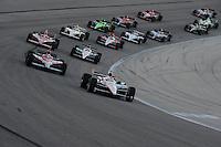 Ryan Briscoe, Firestone 550K, Texas Motor Speedway, Fort Worth, TX USA,  6/5/2010