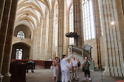 Albrechtsburg, Dom, Meißen, Sachsen, Deutschland. .Albrechtsburg, cathedral, Meissen, Saxony, Germany.