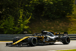July 27, 2018 - Budapest, Hungary - Motorsports: FIA Formula One World Championship 2018, Grand Prix of Hungary, .#27 Nico Hulkenberg (GER, Renault Sport Formula One Team) (Credit Image: © Hoch Zwei via ZUMA Wire)