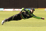 CLT20 - Warriors Training at St Georges 21 Sept