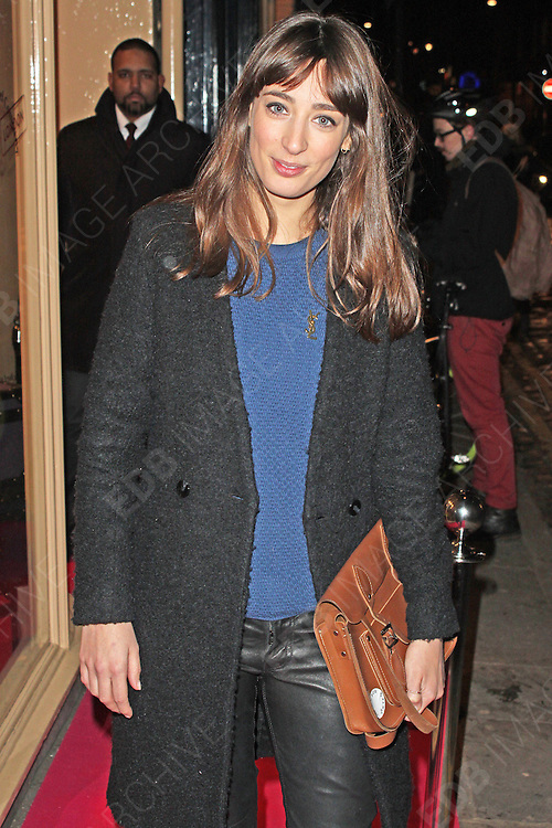 13.FEBRUARY.2013. LONDON<br /> <br /> THE CAMBRIDGE SATCHEL COMPANY STORE LAUNCH, LONDON<br /> <br /> BYLINE: EDBIMAGEARCHIVE.CO.UK<br /> <br /> *THIS IMAGE IS STRICTLY FOR UK NEWSPAPERS AND MAGAZINES ONLY*<br /> *FOR WORLD WIDE SALES AND WEB USE PLEASE CONTACT EDBIMAGEARCHIVE - 0208 954 5968*