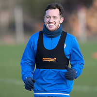 St Johnstone Training….<br />