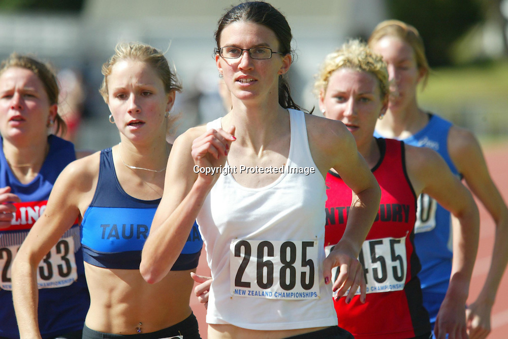 14 March 2003, Newtown Park, Wellington, New Zealand Track &amp; Field Championships <br />
