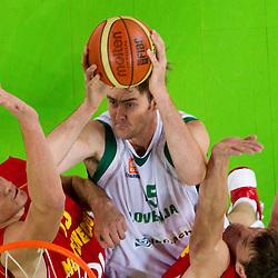 20110807: SLO, Basketball - Adecco Cup, Slovenia vs Montenegro