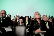 ROMA. DELEGATI ALL'ASSEMBLEA NAZIONALE DEL PARTITO DEMOCRATICO