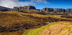 Trotternish Ridge in the North East of Skye, Scotland<br /> <br /> (c) Andrew Wilson | Edinburgh Elite media