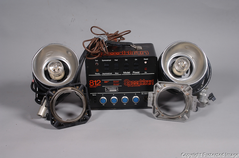 1Speedotron Power Supply  812 <br />