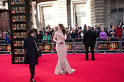 HAYLEY ATWELL, Olivier Awards 2012, Royal Opera House, Covent Garde. London.  15 April 2012.