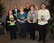 2009 SAC (Staff Advisory Committee) awards program. Honoring staff members for Distinguished Service.