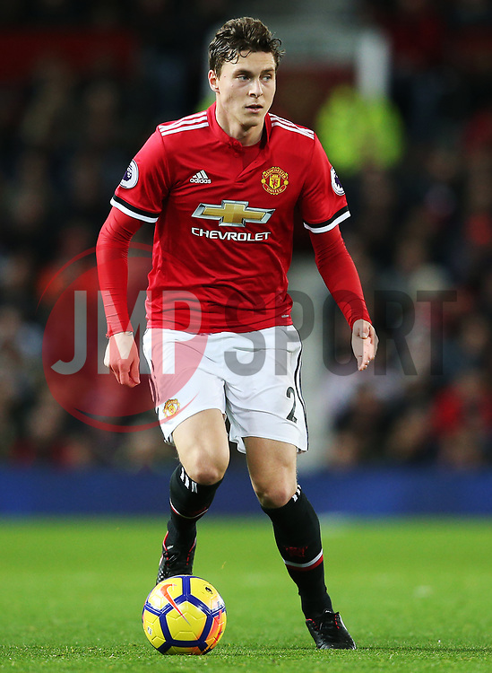 Victor Lindelof of Manchester United - Mandatory by-line: Matt McNulty/JMP - 18/11/2017 - FOOTBALL - Old Trafford - Manchester, England - Manchester United v Newcastle United - Premier League