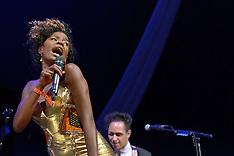 MAY 04 2013 Noisettes performs Cheltenham Jazz Festival 2013