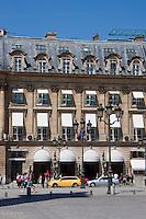 Place Vendôme Paris France in May 2008
