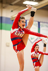 11/03/18 HS Cheer Region II Class AA @ RCB