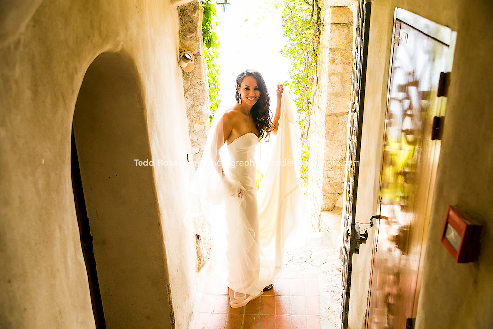 9/16/15 7:13:54 AM -- Eze, Cote Azure, France<br /> <br /> The Wedding of Ruby Carr and Ken Fitzgerald in Eze France at the Chateau de la Chevre d'Or. <br /> . &copy; Todd Rosenberg Photography 2015